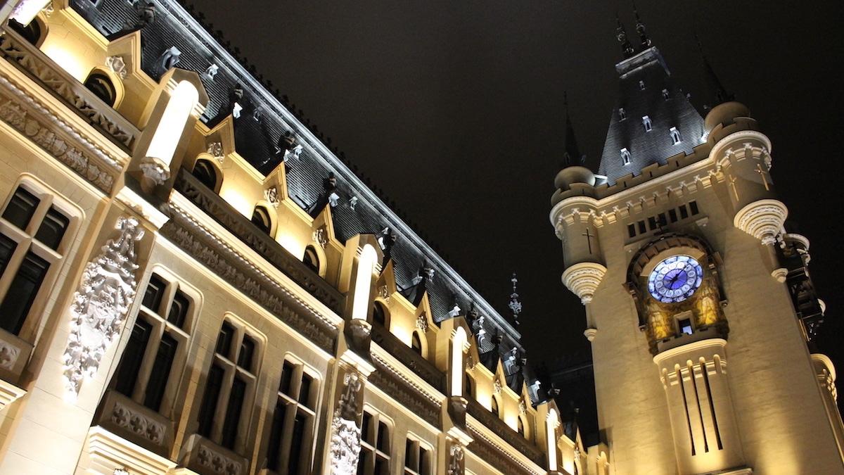 Palatul Culturii Iași Palatul Culturii Iasi 3