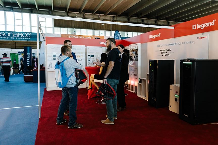Resonance Electric Show 2019 legrand